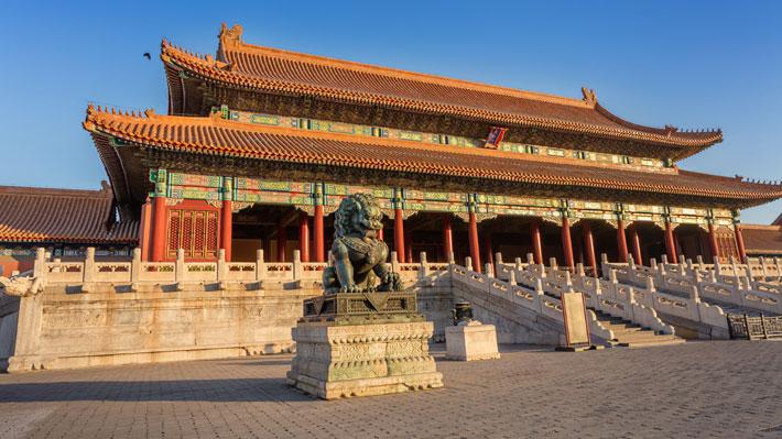[VIDEO 360°] Adéntrate en la Ciudad Prohibida, la antigua morada del emperador chino