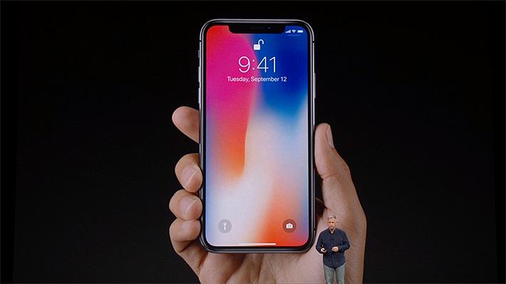 Los rumores eran ciertos: Apple presenta su nuevo iPhone X con pantalla sin bordes y reconocimiento facial