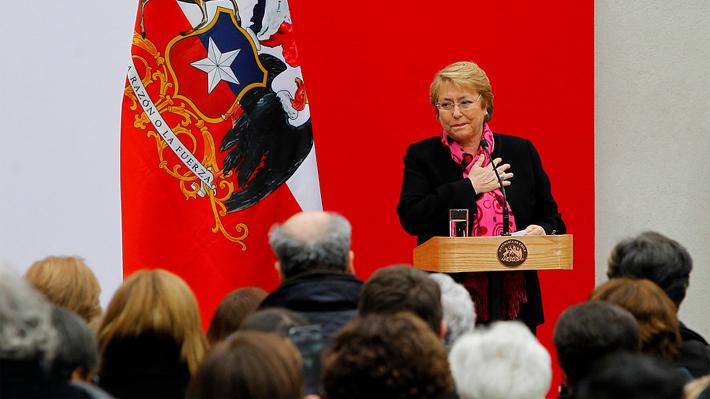 Comisión Valech I vivirá un día clave: Senadores deben sesionar según disposición de Bachelet