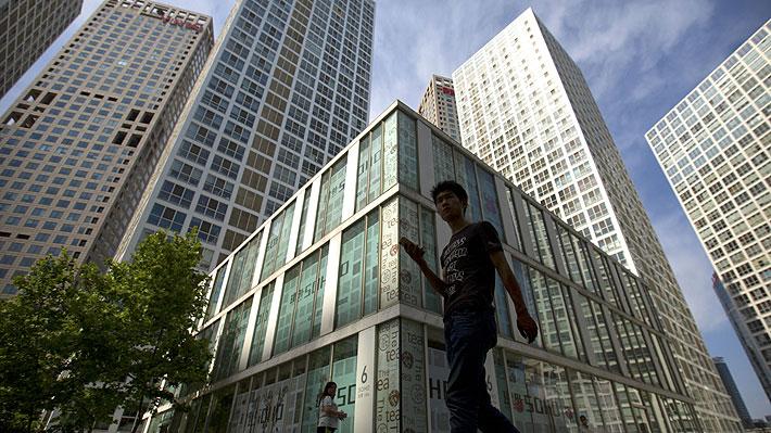 Producción industrial china vuelve a frenarse en agosto tras crecer menos de lo esperado
