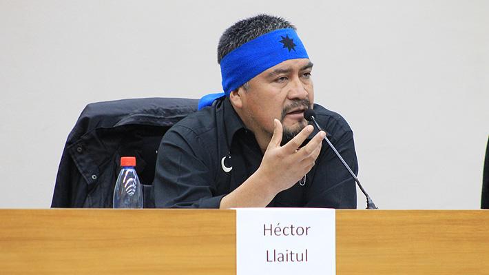 Héctor Llaitul logra rebaja de condena por cambios en la Ley Antidelincuencia
