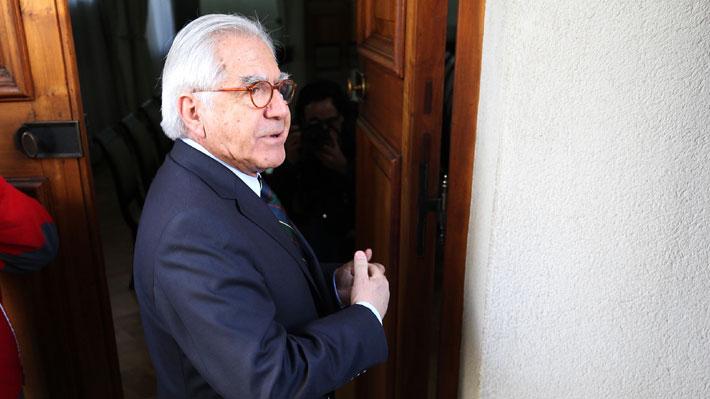 """Mario Fernández rechaza críticas a Bachelet por nuevo cargo en la ONU: """"Deberíamos estar orgullosos"""""""