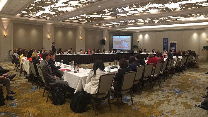APEC 2019: Empresarias chilenas se reúnen en Washington para debatir sobre la inclusión femenina en la economía mundial
