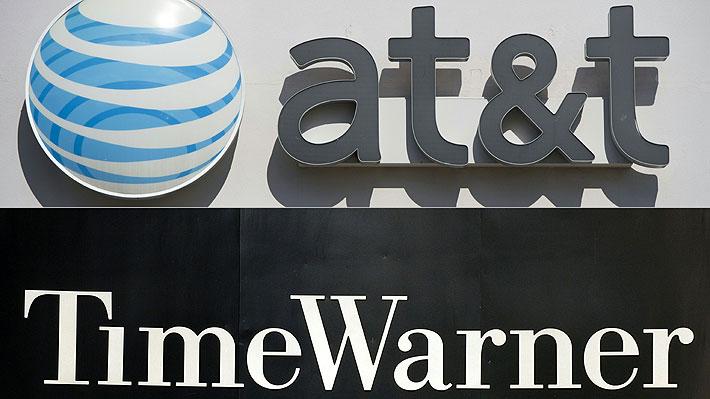 Mega acuerdo entre AT&T y Time Warner sería aprobado en noviembre en EE.UU.