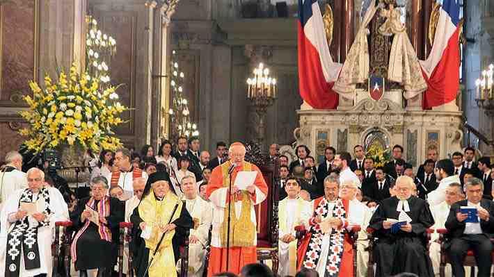 Aborto, migración y educación. ¿Qué opinas de la homilía del cardenal Ezzati en el Tedeum?