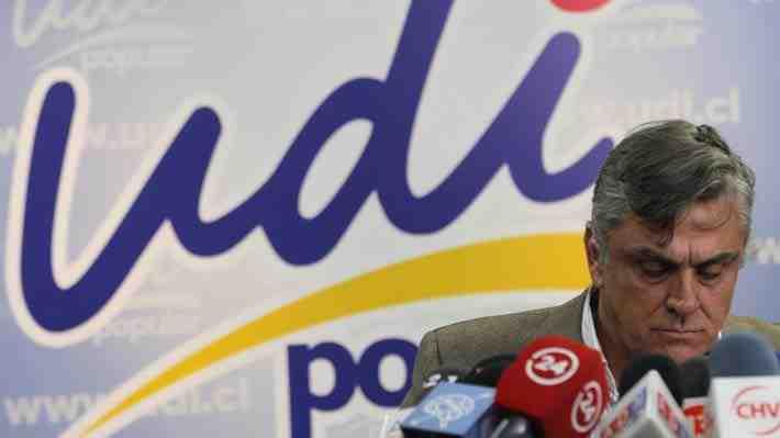 ¿Longueira contra la UDI? Ex ministro acusa a parlamentarios gremialistas de vetar a candidatos.