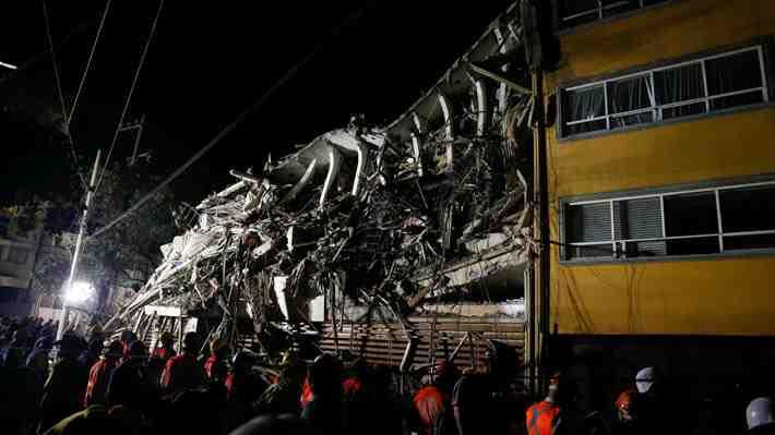 Terremoto en México: Expertos apuntan a fallas en construcción y contexto tectónico. ¿Cómo lo ves?