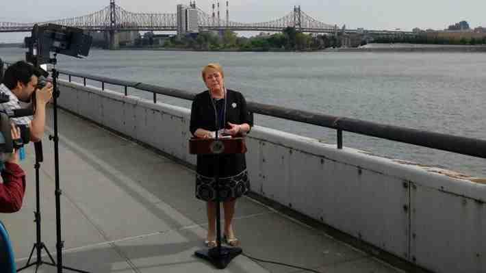 """Bachelet acusa """"mala intención"""" en críticas tras ser nombrada en junta para la ONU. ¿Cómo lo ves?"""