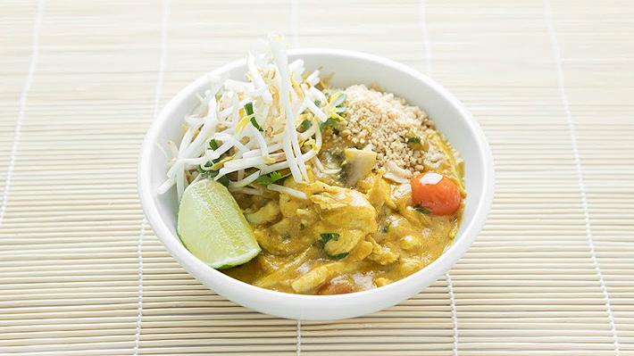 Cocina: Tres recetas clásicas de comida Thai, una