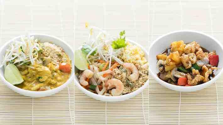 Cocina: Tres recetas clásicas de comida Thai, una gastronomía de sabores intensos y con personalidad