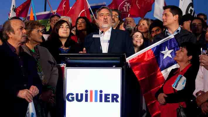 """Guillier afirma que Piñera """"es el pasado"""" y """"representa lo peor de Chile"""". ¿Cómo ves sus dichos?"""