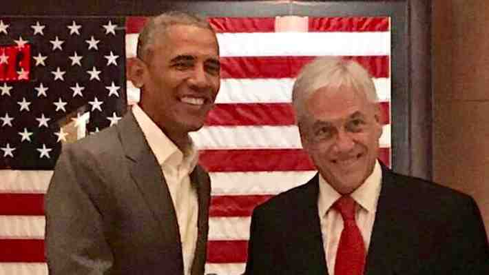 ¿Qué opinas del encuentro entre Piñera y Obama? Venezuela y el calentamiento global fueron algunos de los temas tratados.