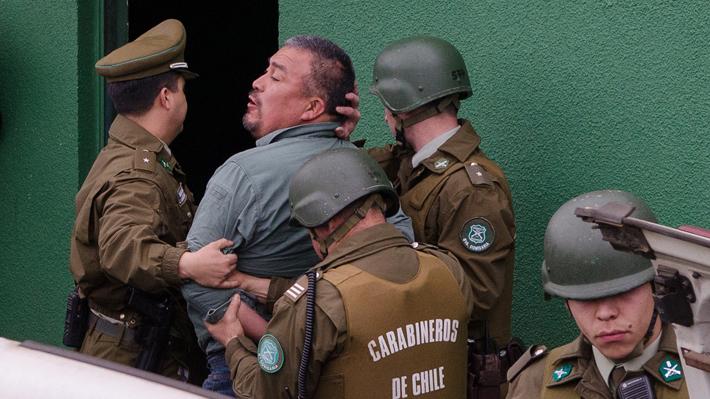 Resultado de imagen para mapuches operacion huracan