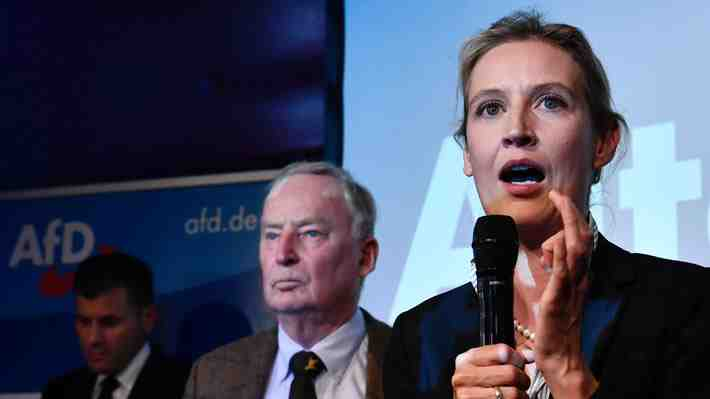 Alemania: ¿Cómo ves que la AfD (ultraderecha) llegue por primera vez en décadas al Parlamento?