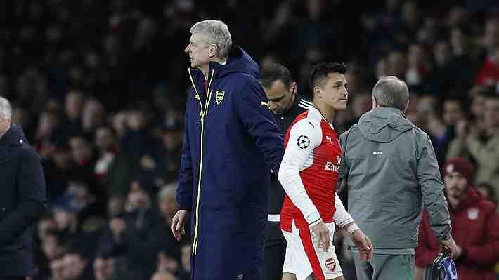 """Wenger golpea la mesa y afirma que Alexis """"no tiene una jerarquía mayor"""" en el plantel del Arsenal"""