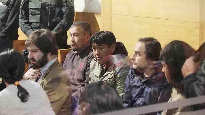 Fiscal detalla forma de operar de comuneros mapuche formalizados por asociación ilícita terrorista