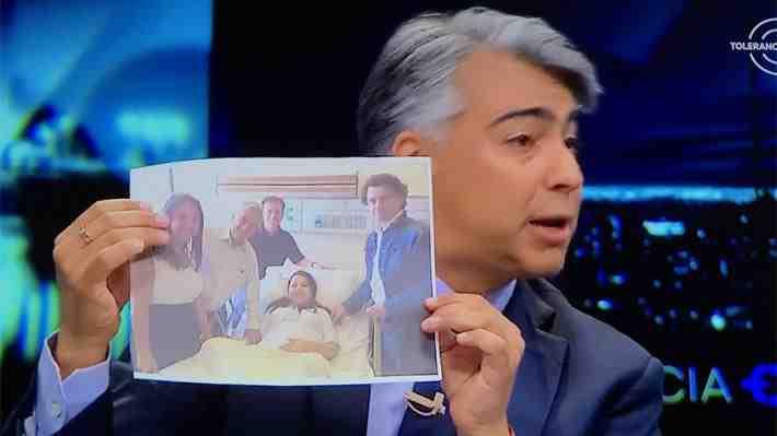 """ME-O vuelve a arremeter contra fiscal Gómez: """"A Piñera no se le investiga como a mí"""""""