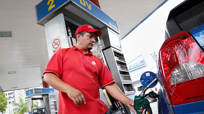 Venezuela, la potencia petrolera que no tiene gasolina