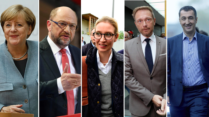 Los hechos clave que dejaron los resultados de las elecciones de Alemania