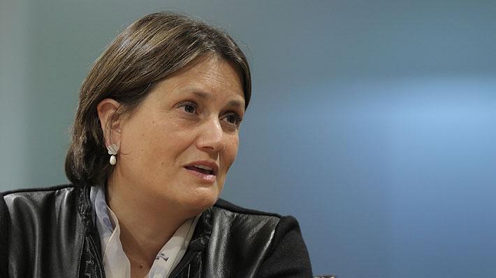 """Laura Albornoz, primera y única mujer en el directorio de Codelco: """"Es difícil funcionar bajo los poderes masculinos"""""""