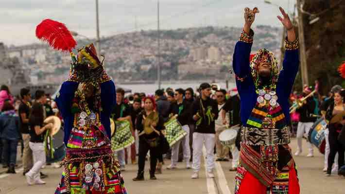 """Vecinos de Valparaíso se oponen al festival """"Mil Tambores"""" de este fin de semana. ¿Qué te parece?"""