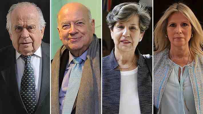 Los políticos icónicos que podrían quedar fuera del Congreso en estas elecciones. ¿Qué opinas?