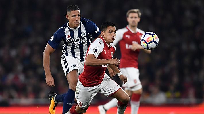 Pese a no anotar, Alexis Sánchez es figura y brilla en triunfo que le sirve al Arsenal para escalar en la tabla de la Premier