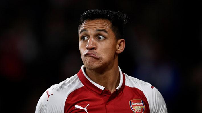 """¿Alexis en problemas? DT del West Bromwich lo acusa de hacer """"trampa"""" y el chileno podría ser suspendido de oficio"""
