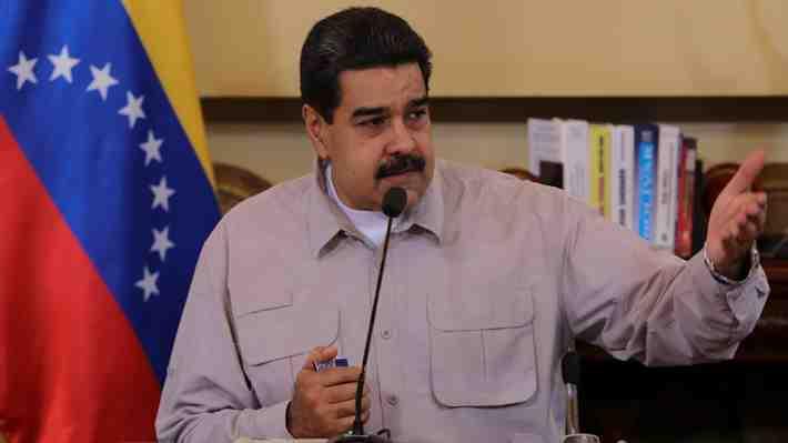 """Venezuela acusa a EE.UU. de """"terrorismo psicológico"""" tras nueva sanción"""