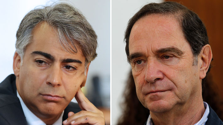 El emplazamiento de ME-O a Hernán Larraín y la respuesta del senador que tensionó el debate