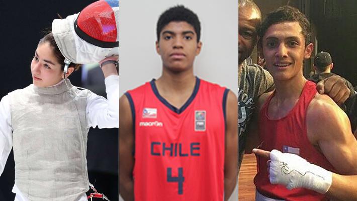 Hoy arrancan los Juegos Sudamericanos de la Juventud: Cuáles son las promesas chilenas que pelearán por medallas