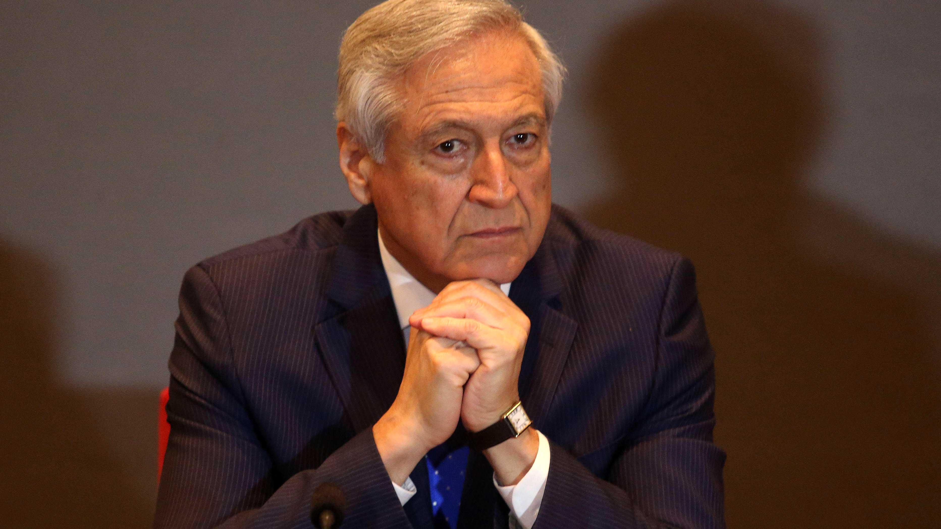 """Canciller Muñoz apoya al Gobierno español, pero lamenta """"violencia y centenares de heridos"""" en referéndum catalán"""