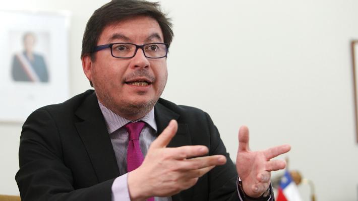 Barraza desestima diferencias en el Gobierno sobre conflicto mapuche e insiste en que no hay terrorismo