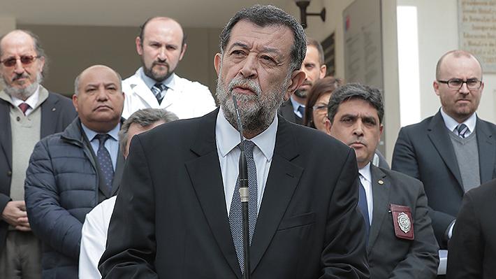 """El complejo momento de Aleuy: Las razones de la molestia del """"hombre fuerte"""" del Gobierno"""