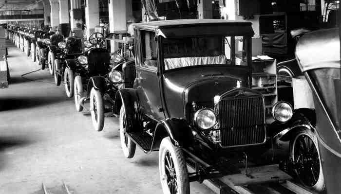 Estos son los autos que cambiaron el curso de la historia de la industria automotriz