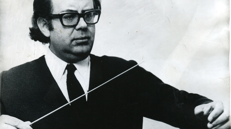 El maestro Fernando Rosas es homenajeado por el mundo de la música, a 10 años de su muerte