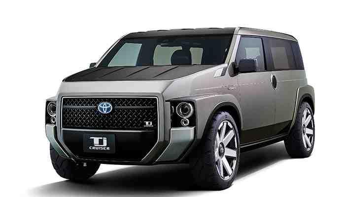 Toyota crea un SUV para el trabajo y el ocio
