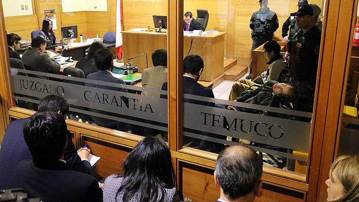 Tribunal vuelve a suspender preparación de juicio oral contra comuneros que estuvieron en huelga de hambre