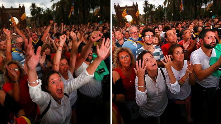 Cataluña independiente, pero primero hay que dialogar: Las claves del discurso de Puigdemont