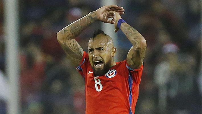 """Un """"destrozado"""" Vidal lamenta la eliminación del Mundial y deja en el aire su anterior mensaje de renuncia a la """"Roja"""""""