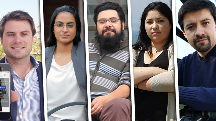 Los cinco chilenos sub 35 que serán reconocidos por MIT por sus innovaciones