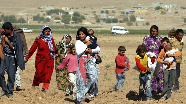 El despliegue que preparan Macul y Villa Alemana para recibir a los 70 refugiados sirios