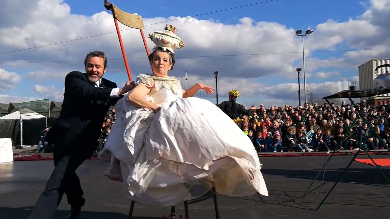 """Santiago a Mil 2018: Vuelven los franceses de """"La pequeña gigante"""", se lanzará un """"Netflix"""" de teatro chileno y habrá 81 espectáculos"""