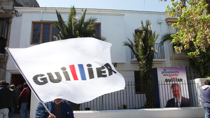 """Minuta del comando de Guillier: """"Debemos decir que Piñera es un riesgo para el país"""""""