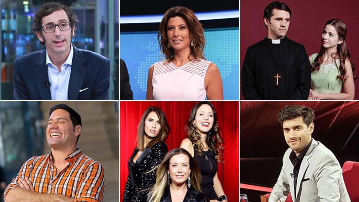 Encuesta Nacional del CNTV revela cómo ven los chilenos a cada uno de los canales de la TV abierta