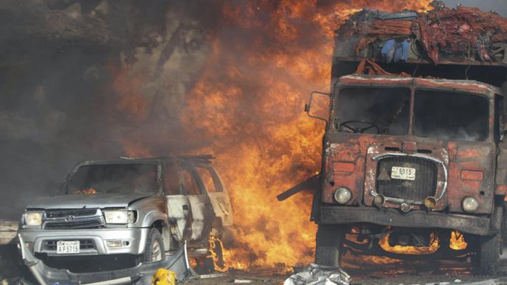 Somalia: Al menos 231 muertos deja un atentado suicida en Mogadiscio