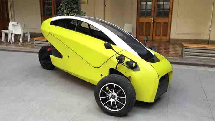 La vida del primer auto eléctrico chileno llegó a su fin. ¿Falta más apoyo para los emprendimientos?