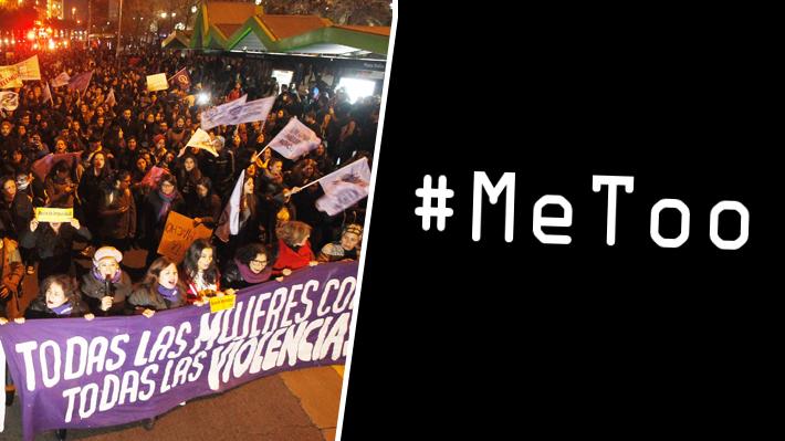 #MeToo: Más de 600 mil mujeres se unen contra el abuso sexual en todo el mundo y también en Chile