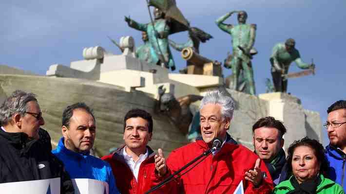 """Piñera responde a Bachelet: """"Yo no sé en qué país vive la Presidenta"""". ¿Cómo lo ves?"""