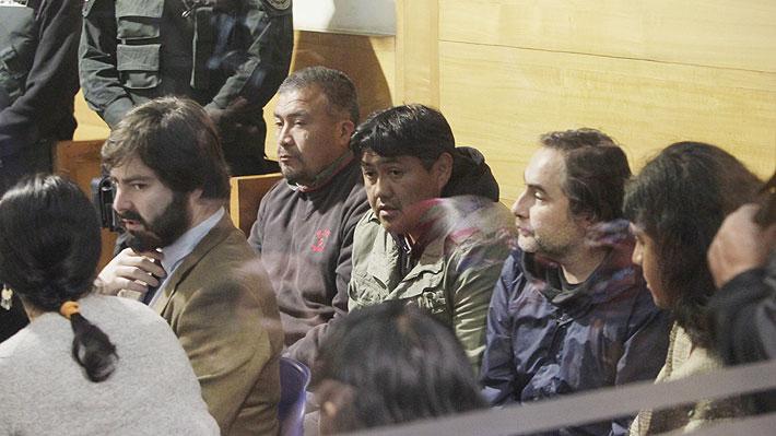 "Corte Suprema ordena poner en libertad a comuneros detenidos por ""Operación Huracán"""